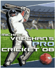 بازی Michael Vaughans Cricket 2008