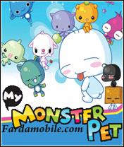 java mobile game – My Monster Pet