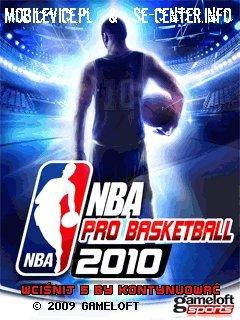 بازی بسکتبال  NBA Pro Basketball 2010