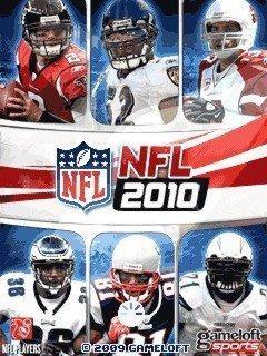 بازی فوتبال آمریکایی برای موبایل NFL 2010