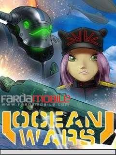 بازی موبایل - جاوا - Ocean Wars