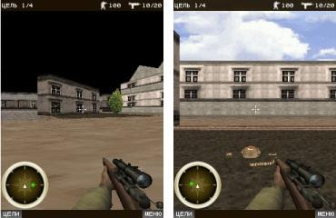 بازی اکشن و جنگی برای موبایل Ops Sniper 3D