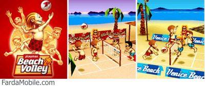 Playman Beach Volley 3D
