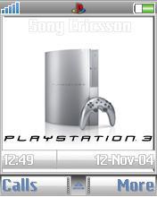 تم Playstation-3 برای گوشی های سونی اریکسون
