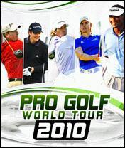 بازی گلف برای موبایل Pro Golf 2010 World Tour