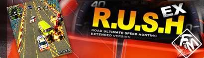 بازی موبایل R.U.S.H. EX  به صورت جاوا