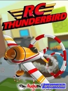 بازی موبایل RC Thunderbird برای گوشی های ۳۲۰×۲۴۰