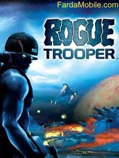 بازی جاوا اکشن Rogue Trooper