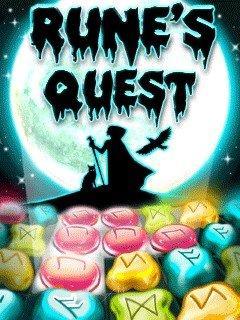 بازی بسیار سرگرم کننده ی Runes Quest – بازی جاوا
