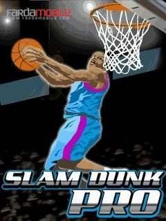 بازی موبایل Slam Dunk Pro