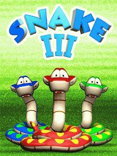 بازی ۳ بعدی Snake 3 3D