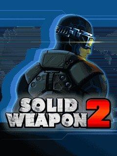 بازی موبایل Solid Weapon 2