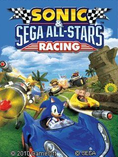 بازی موبایل Sonic Sega All Stars Racing