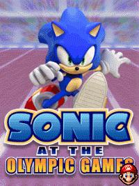 Sonic At Olympic Games