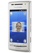 بررسی گوشی Sony Ericsson XPERIA X8