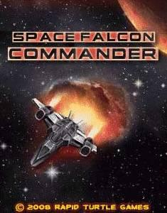 بازی موبایل Space Falcon Commander