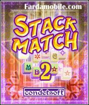 بازی موبایل – بازی جاوا Stack Match 2
