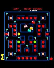 بازی جاوا Super Pac Man