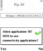 برنامه هک مودبایل با  Super Bluetooth Hack v1.8