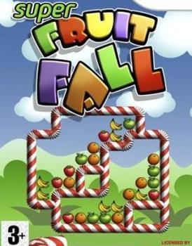بازی سرگرم کننده Super Fruit Fall با فرمت جاوا