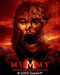 بازی The Mummy: Tomb of the Dragon Emperor محصول جدید Gameloft