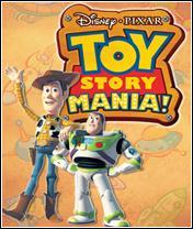بازی جاوا موبایل Toy Story Mania