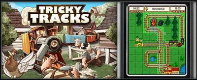 بازی موبایل Tricky Tracks