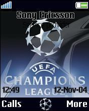 تم سونی اریکسون Uefa Champion League