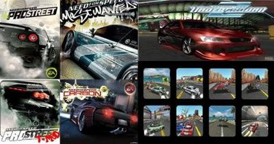 Underground, Most Wanted, Carbon, ProStreet, Undercover
