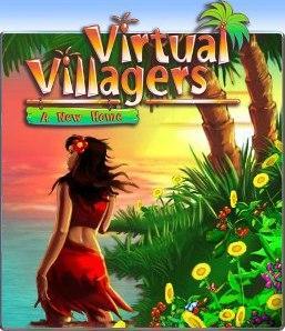 بازی جاوا و با گرافیک Virtua Villagers Retailed : A New Home
