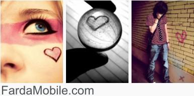 ۱۶ پس زمینه ی فوق العاده با موضوع عاشقانه – Love mobile wallpaper