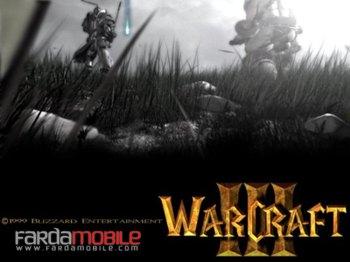 بازی معروف Warcraft 3 برای موبایل به صورت جاوا