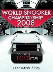 بازی جاوا بیلیارد – World Snooker Championship 2008 3D