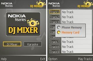 نرم افزار موبایل Dj Mixer