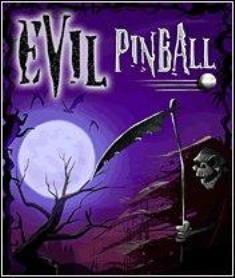بازی Evil pinball