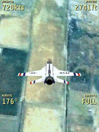 بازی هواپیمایی free flight simulator