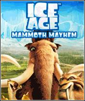 بازی جاوا ice age mammoth mayhem