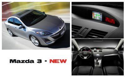 mazda3 - new مزدا 3 جدید