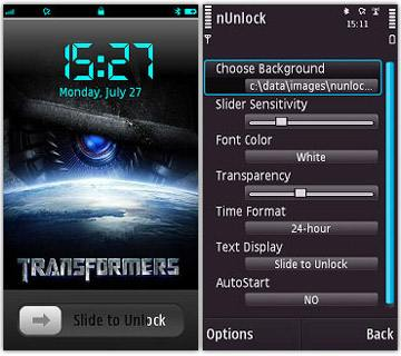 نرم افزار کاربردی nUnlock v2 برای گوشی های S60v5 – s60v3