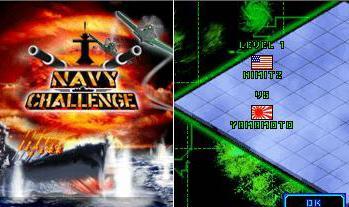 NAVY CHALLENGE java game