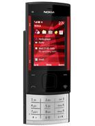 مشخصات نوکیا X3 – Nokia X3