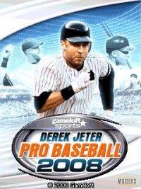بازی موبایل pro baseball 2008 به صورت جاوا