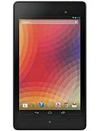 مشخصات تبلت Asus Google Nexus 7 (2013)