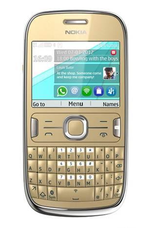 بررسی تخصصی گوشی نوکیا Asha 302