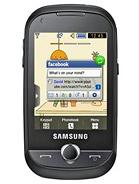 مشخصات گوشی Samsung Corby TV F339