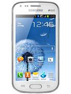 مشخصات گوشی Samsung Galaxy S Duos S7562