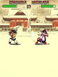 بازی جاوا Samurai