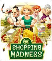 بازی جاوا shopping madness