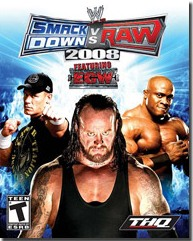 بازی جاوا Smackdown VS Raw